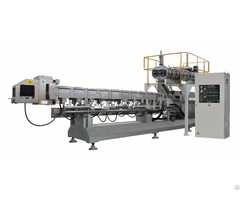 Dog Food Production Line Twins Screw Extruder