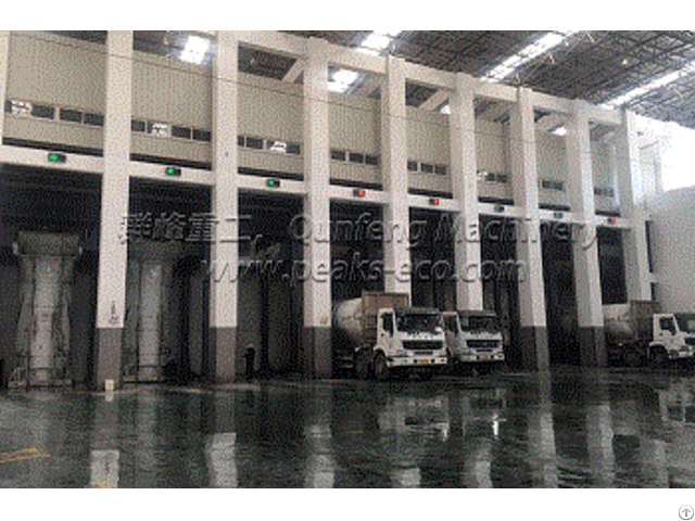 Vertical Waste Transfer Station Project