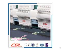 Cbl Embroidery Machine