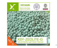 High Quality Zeolite Used In Aquaculture Field
