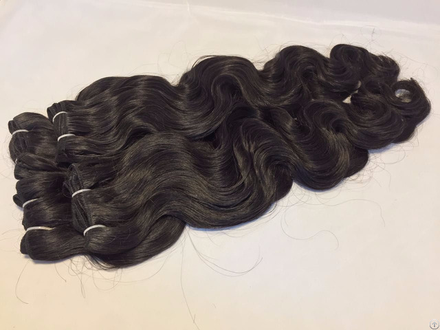 Excellent Quality Vietnamese Weft Remy Super Double Drawn Human Hair