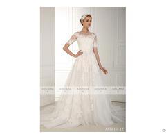 Aolisha Wedding Dress