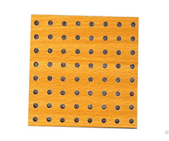 Perforated Acoustic Ceiling Wall Covering Boards