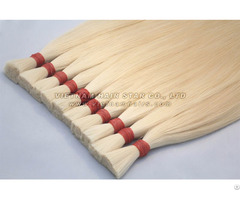 Full Double Drawn Remy Weft Hair Factory Price Top Gold Supplier