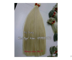 Full Double Drawn Remy Hair Factory Price Top Gold Supplier