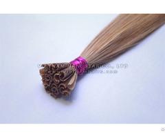 U Tip Nail Keratin Hair Extensions Factory Price