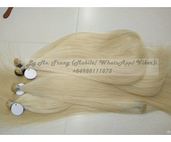 Flat F Tip Hair Extensions Factory Price