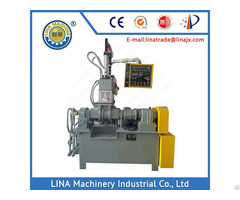New Type 1 Liter Banbury Dispersion Mixer Machine