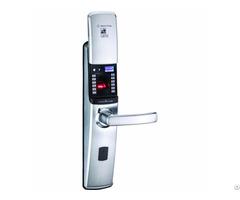 J1021 03a 30 Fingerprint Multi Points Security Door Lock