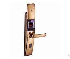 J1021 03a K9 Fingerprint Multi Points Security Door Lock
