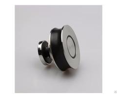 Tempered Glass Sliding Shower Door Wheel For Circular Tube R1105