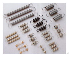 Custom Extension Spring Supplier