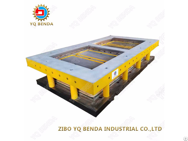 Different Cavity Ceramic Tile Mould