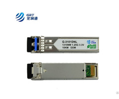 Glc Lh Smd Gigabit 1 25g Single Mode 1310nm 10km Ddm Sfp Optical Module