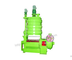 Oil Pressing Machine Zy204