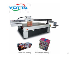 Uv Led Printer For Book Edges And Wood Gift Box Printing
