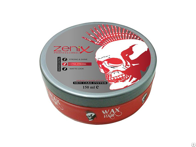 Zenix Hair Wax Now You Could Have Your Own Shape