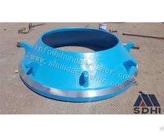 Metso Hp400 Cone Crusher Shunda Spare Parts Supply