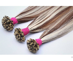 Flat Tip Human Remy Hair Extension