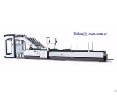 Qtm1300 1450 1650 High Speed Automatic Flute Laminator