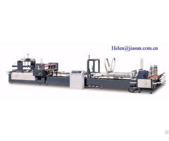 Jhx 2800 Automatic Floder Gluer Macine