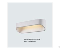 Mini Modern Acrylic 6w Led Wall Lamp