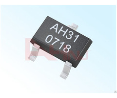 Latch Type Hall Sensor Ah3031