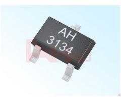 Unipolar Type Hall Sensor Ah3134