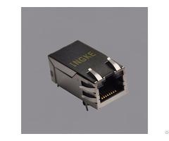 Ingke Ykku 1319nl 100% Cross Jxk0 0190nl Single Port Rj45 Jacks With Integrated Magnetics