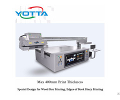 New Design 2018 3d Uv Printer For Wine Box And Edges Of Book Printing