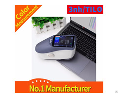 Shenzhen Textile Cloth Spectrophotometer With 4mm Apertures Cie Lab Hunter Ys3020
