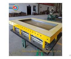 Benda High Quality Steel Ceramic Tile Mold