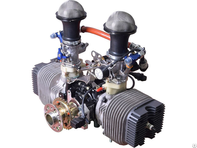 Limbach L275ef Uav Engine Aircraft Aviation Helicopter Glider Sailship