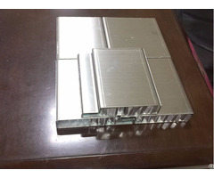 Stitching Stainless Steel Honeycomb Board