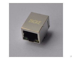 Ingke Ykgd 8089nl 100% Cross 7499111211 Single Port Magnetic Rj45 Connectors