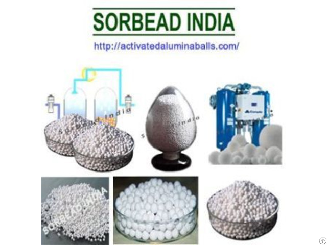 Buy Best Quality Activated Alumina Balls For All Kind Of Industrial Applications