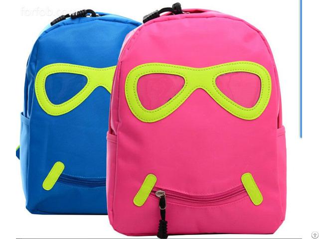 Children School Bag On Sale Glass Style