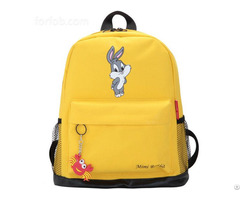 Bestseller Promotional Wholesale Children School Bag For Kids Rabbit Printing Image