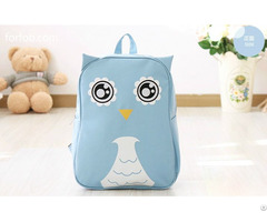 Outdoor Cartoon Cute Animal Backpack Waterproof Baby Bag For Boy Girl Kids