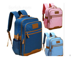 Middle Class Student Teens Canvas School Bag