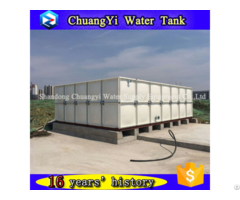Customized Sectional Frp Water Tank