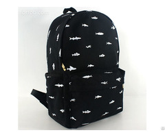 New Arrival Popular Durable Canvas Backpack