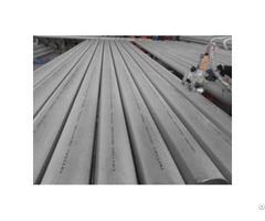 Bevelled Stainless Steel Pipe Sch 10s