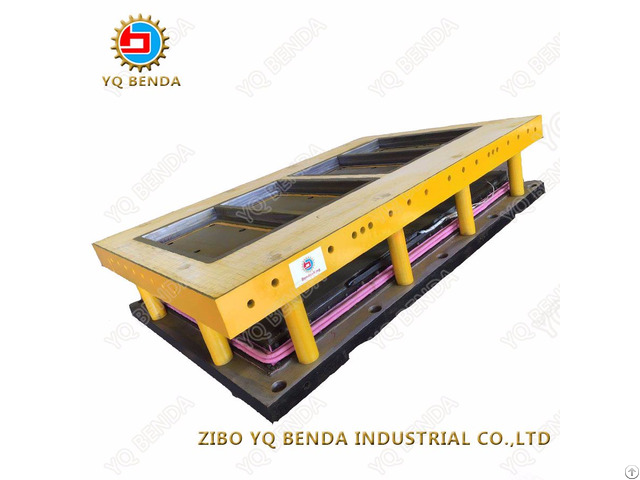 High Quality Press Machine Used Steel Ceramic Tile Mold