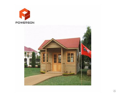 Steel Construction Tiny Prefabricated Houses From China