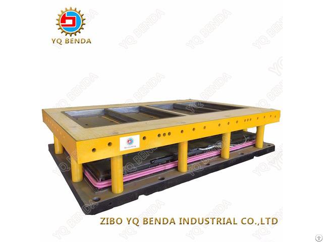 Fine Processed Steel Press Used Ceramic Tile Mold