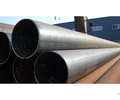 Corrosive Environment With Galvanized Steel Pipe
