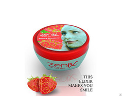 Zenix Blackhead Remover Clay Face Mask Strawberry