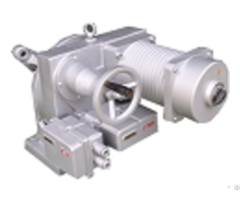 Dkj Series Quarter Turn Electric Actuator For Valves