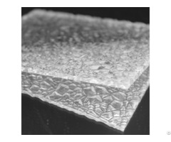 Craked Ice Patterned Acrylic Sheet